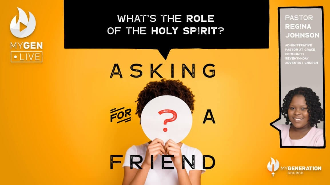 MyGen LIVE: What's the Role of the Holy Spirit? Asking For A Friend.
