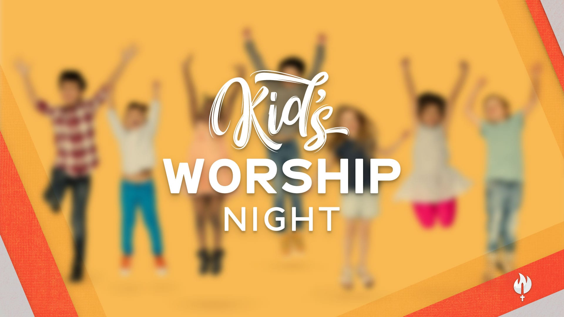 Kids Worship Night at MyGeneration Church