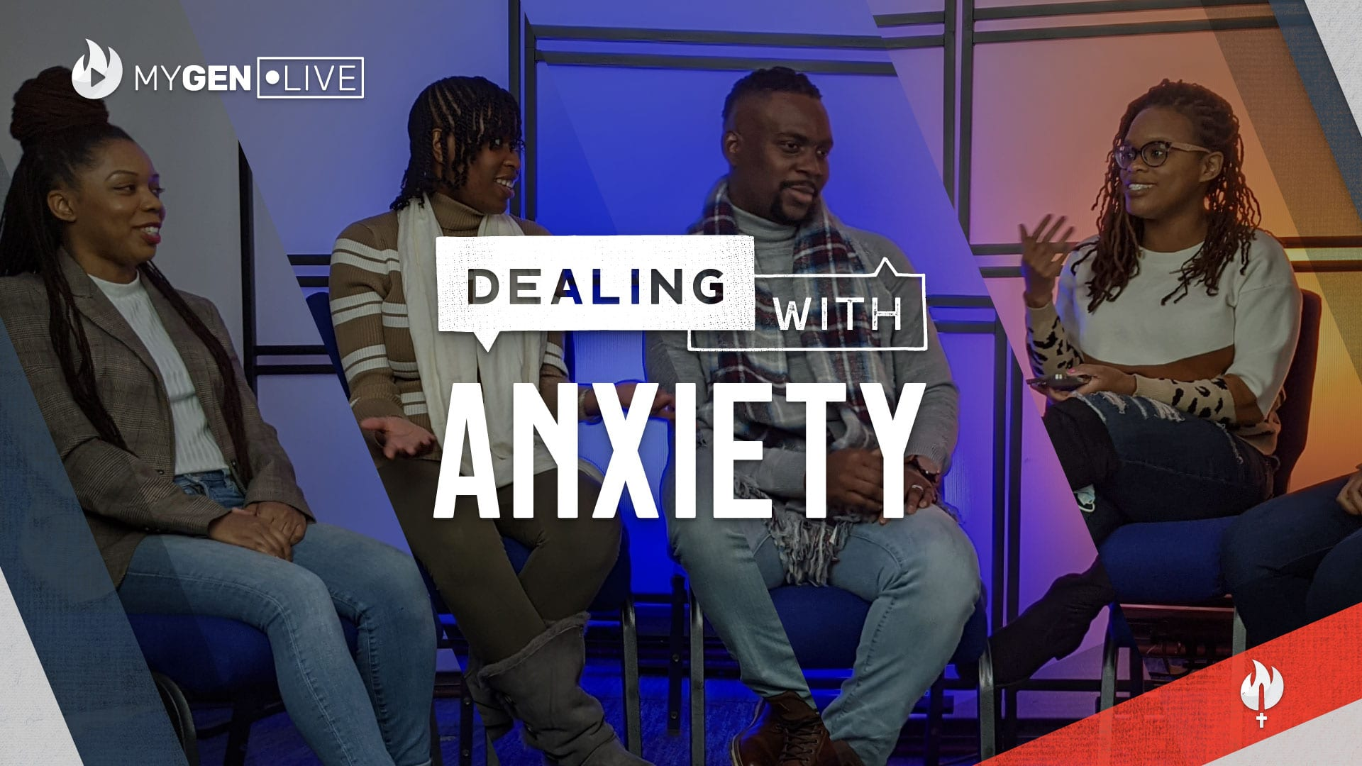 MyGen LIVE: Dealing With Anxiety
