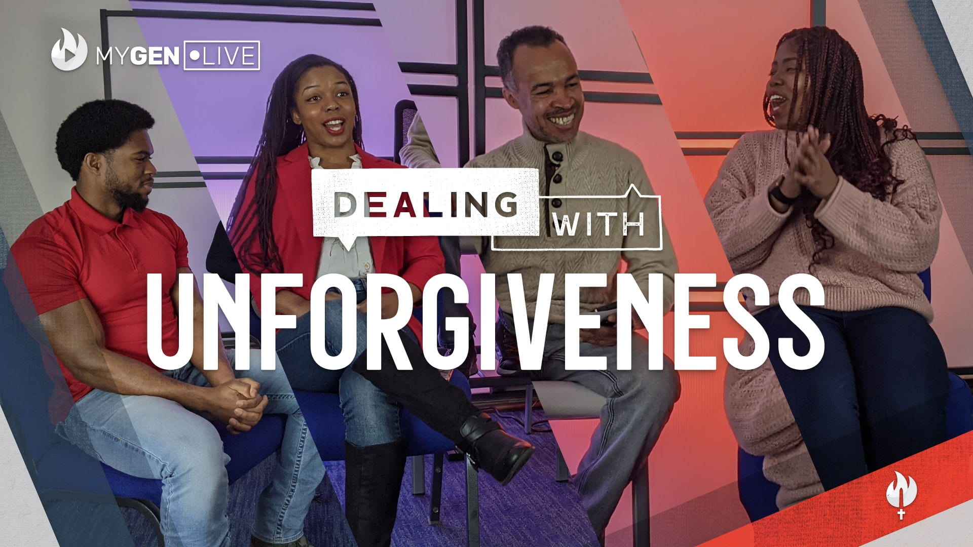 MyGen LIVE: Dealing With Unforgiveness