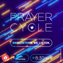 The Prayer Cycle - Intentional Weekly Prayer Time
