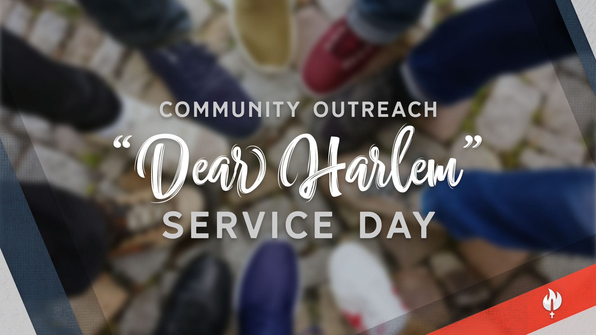 Dear Harlem Service Day at MyGeneration Church