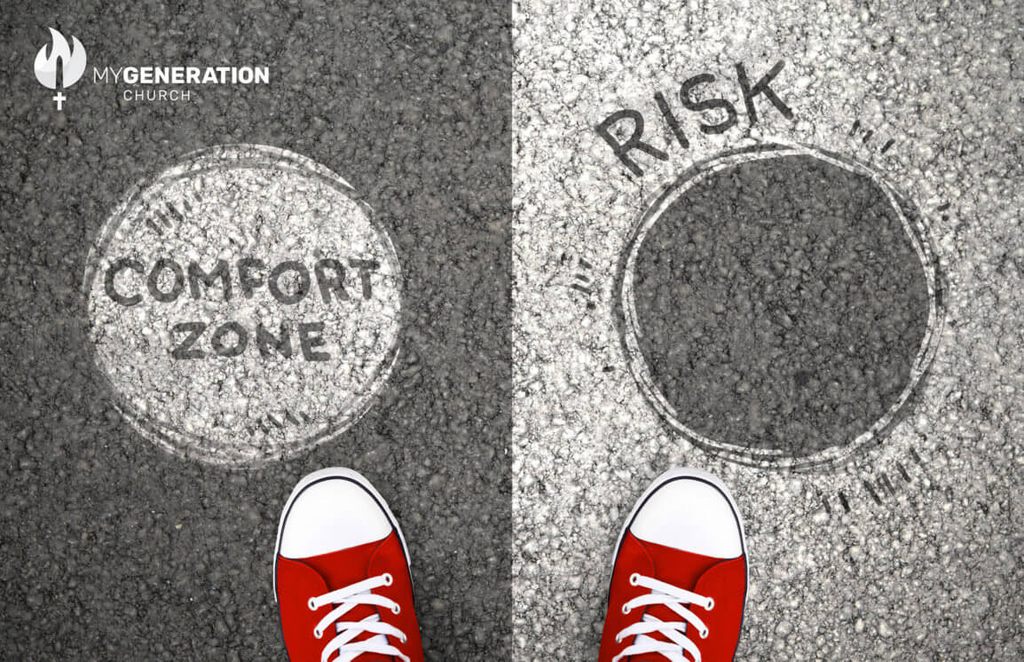 Spiritual Comfort Zone - Kaydee Jones - MyGeneration Church