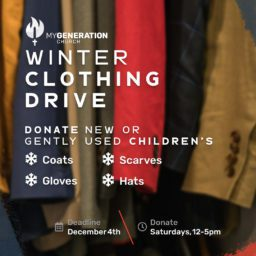 Winter Clothing Drive 2021