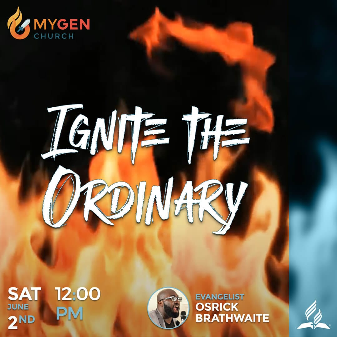 Ignite The Ordinary